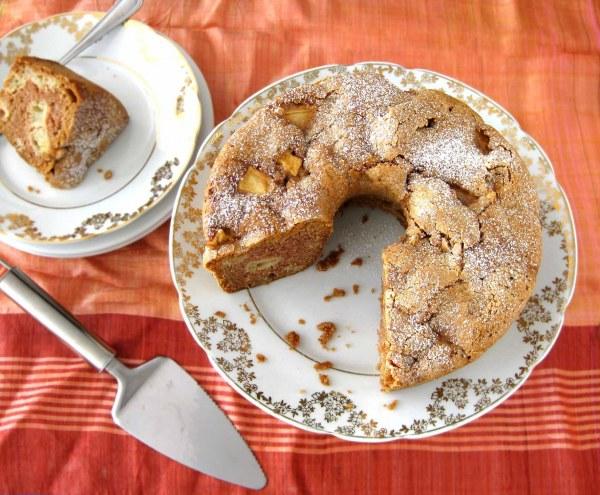 världens bästa äppelkaka